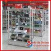 Titanium Alloy Electric Appliance Display Stand