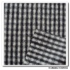 Cotton Wool Blend Fabric of Plaid