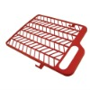 folding roller brush plastic pallet