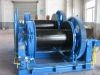 Double drum Marine Hydraulic Anchor Winch for ships