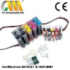 Continuous Ink Supply System (CISS) for Canon BCI 6BK/3EBK/6Y/6M/6C
