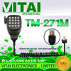 TM-271M Microphone for Mobile Radios