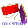 Newest Design Fashional Ladies Silicone Wallet