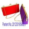 Newest Design Fashional Ladies Silicone Wallet