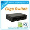 OEM 5port Gigabit Ethernet Switch/ Ethernet Switch Supplier