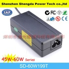 general laptop battery charger/power adapter with best quality,factory price,CE,CB,UL,ROHs,15v 4a/12v 5a