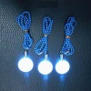 Beads torch necklace flashlight necklace led necklace