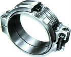 stainlessprecision investment equipment tube clamp/pipe fitting