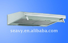 600mm smart painting range hood