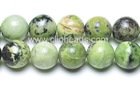 Grass Turquoise Rounds Beads