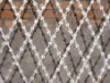 welded razor barbed wire mesh