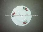 porcelain soup plate