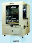 Hot plate machine