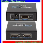1x2 Mini HDMI Splitter (Mini HDMI Amplifier Splitter)