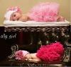 2012 MQ pink pettiskirt with bowknot
