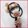fashion pearl hair elastic band(HELLO PEARL HHL007)