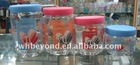 Stock 500ml/610ml/720ml Glass Jar