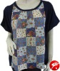 Ladies summer tops and blouse