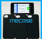 hot selling snap hard pc+soft tpupc case for iphone 5 case