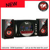 Fashional creative speakers 2.1 with DVD / USB / SD / MP3 for home theatre