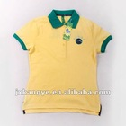2012 fashion brazil polo shirt