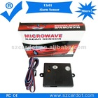 Applicable Car Alarm Microwave Sensor,Ulr01 is used for car alarm.40hz working frequency,detecting movement object.