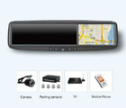 "CST 4.3"" car rearview mirror monitor with GPS navigation"