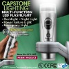 Midi Size LED Plastic Flashlight