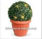 Topiary Bush solar light