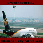 ups express from shenzhen to mexico