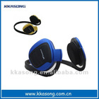 stereo brand name mp3 headphones with golf club style