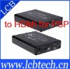To HDMI for PSP Full Video Converter For PSP to HDMI box HD Video Converter Full Screen Video Adapter
