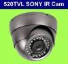 special price IR color dome security analog camera/CCTV camera