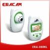 Wireless Baby Monitor Kit 2.4GHz Digital 2.4 inch LCD
