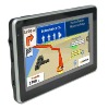 5 inch MTK gps navigation with wince 5.0 OS and support bluetooth and AV-IN