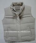 100% Nylon taslon waistcoat for men