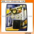 Wholesales high quality wired motorcycle interphone earphone