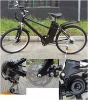 Steel Frame Electric Mountain Bike (KD-J03)