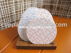 Absorbent Coasters, Eco-friendly coasters, cafe tissue coasters (A-246)