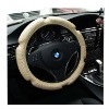 2012 hot selling high quality seering wheel cover made in china