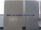 Plastic Slatwall, PVC Slat Wall, PVC foam Slatwall Board, Garage Storage Wall