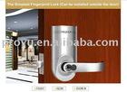 security fingerprint door lock PY-6686