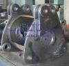 Metal machine part fabrication