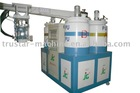 Four Color Four Density PU Shoe-making (soles) Pouring Machine (JG-807)
