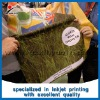 High Quality Full Color indoor printing with silk fabric