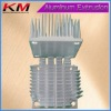 Aluminum extruded heat sink