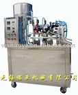 toothpaste laminated tube filling and sealing machine