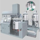 cosmetic vacuum emulsifier mixer machine