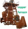 50 tons per day Copper furnace