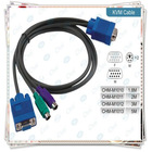 PS/2 KVM Cable Male to Male for keyboard and mouse